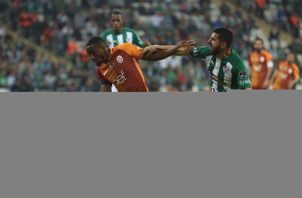 Bursaspor - Galatasaray (STSL 29. Hafta)
