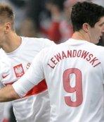 Aslan'a Polonyalı golcü