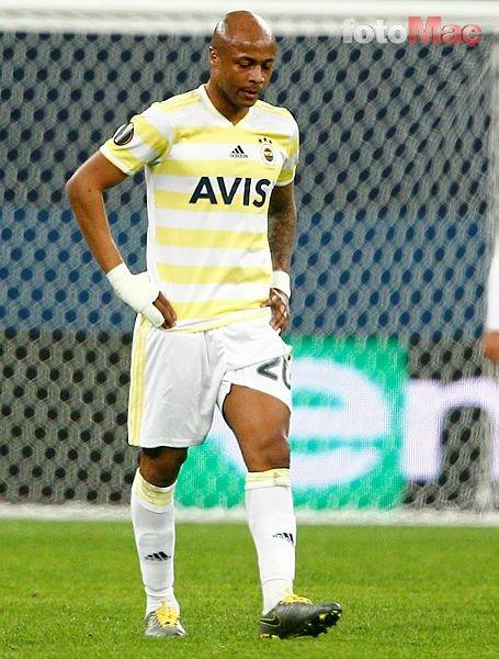 Swansea'den Fenerbahçe'ye Ayew yanıtı!