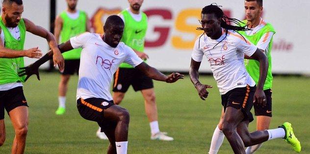 G.Saray'da Sivasspor mesaisi başladı