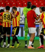 Göztepe Sivasspor'u 3.lük'ten etti!