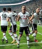 Beşiktaş, Avrupa'da ilk 6'da!
