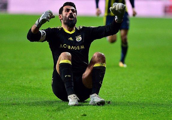 Fenerbahçe'ye Barcelonalı kaleci!