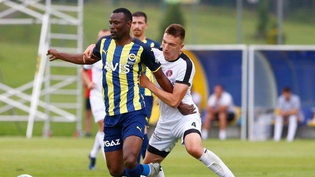 Son dakika Fenerbahçe transfer haberleri: Sinan Gümüş ve Mame Thiam'a Antalyaspor talip oldu