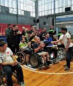 Tekerlekli Sandalye Basketbol Süper Lig'de yeni sezon başlıyor