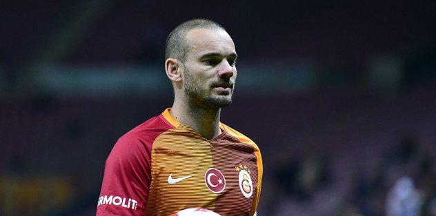 Wesley Sneijder'in menajeri Guido Albers'ten önemli açıklamalar