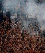 Irkçı Lazio!