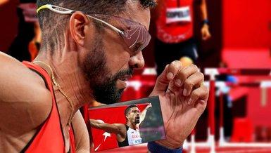 Son dakika spor haberi: Milli atlet Yasmani Copello Escobar Tokyo'da finale kaldı!