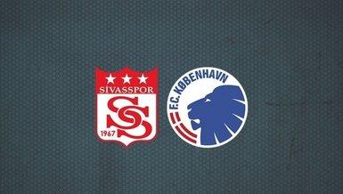 Sivasspor Kophenhag maçı saat kaçta ve hangi kanalda CANLI yayınlanacak?