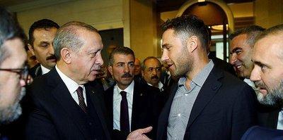 Erdoğan ile Tosic buluştu