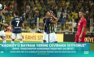 """""""Kadıköy'ü bayram yerine çevirmek istiyoruz"""""""