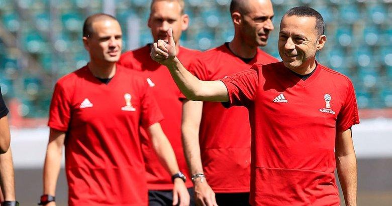 """Servet Yardımcı: """"İnşallah Dünya Kupası finalini Cüneyt Çakır yönetir"""""""
