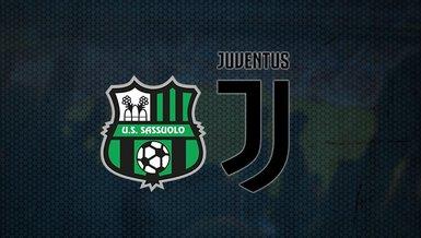 Sassuolo-Juventus maçı ne zaman, saat kaçta ve hangi kanalda CANLI yayınlanacak?
