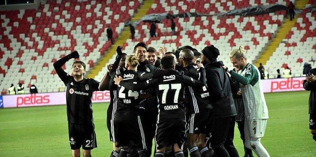 Beşiktaş da yarışa girdi