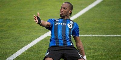 Drogba futbol kulübüne ortak oldu