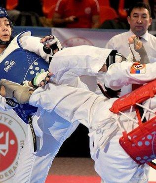6. Uluslararası Türkiye Açık Taekwondo Turnuvası'nda 4'üncü gün tamamlandı