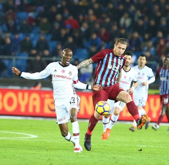 Trabzonspor - Beşiktaş | DETAYLAR