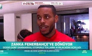 Eski Fenerbahçeli Zanka geri dönüyor!