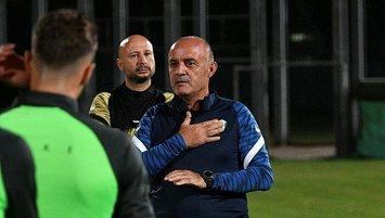 Bursaspor'da Özcan Bizati takımına güveniyor