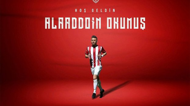 Son dakika spor haberi: Samsunspor Alaaddin Okumuş'u kiraladı