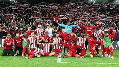 Sivasspor'dan rekor! Kulüp tarihinin en uzun serisi