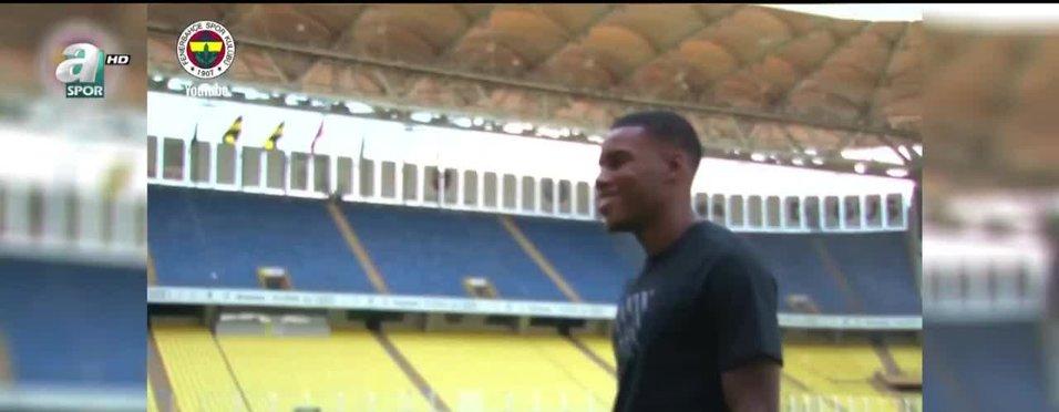 Fenerbahçe'den Rodrigues paylaşımı
