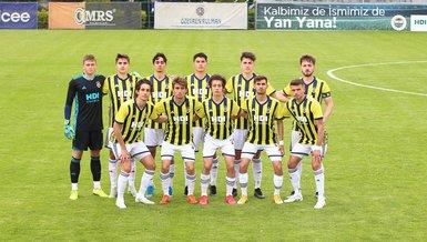 Başakşehir (U19) 0-6 Fenerbahçe (U19) | MAÇ ÖZETİ
