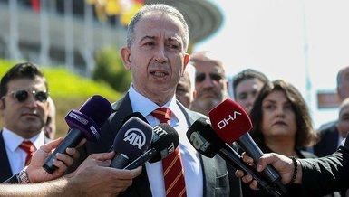 Galatasaray Kulübü Başkan Adayı Metin Öztürk: Vadettiklerimizi 1 yıl içinde yapacağız