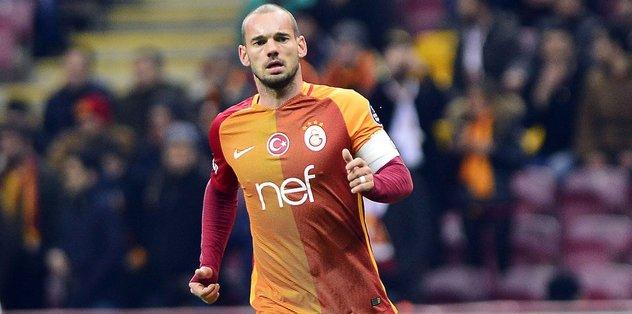 Cenk Ergün'den Sneijder açıklaması
