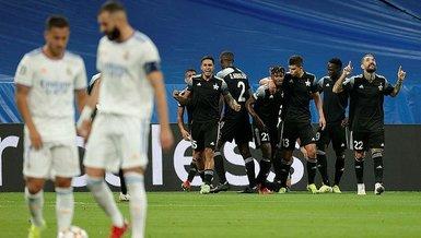 Real Madrid - Sheriff: 1-2 (MAÇ SONUCU - ÖZET)