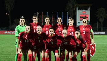A Milli Kadın Futbol Takımı Rusya karşısında!