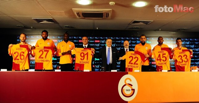Galatasaray'da şok! Tam 37 milyon