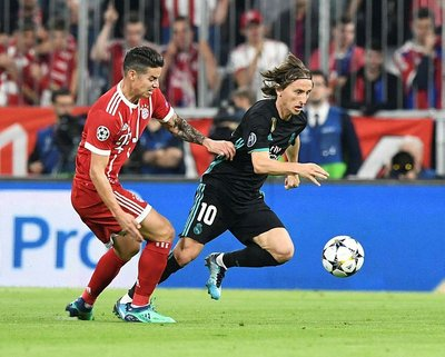 Bayern Münih - Real Madrid maçında 'Galatasaray' sürprizi!