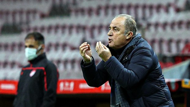 Fatih Terim Darica spoke after the match with Gençlerbirliği!  We will show the proud Galatasaray #