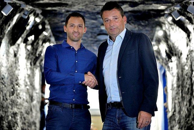 Domenico Tedesco Galatasaray hakkında açıklamalarda bulundu!
