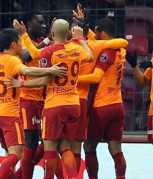 Galatasaray dominant at home, rout Bursaspor 5-0