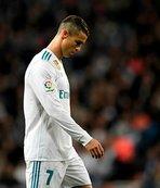 Ronaldo sevinmeyi unuttu!