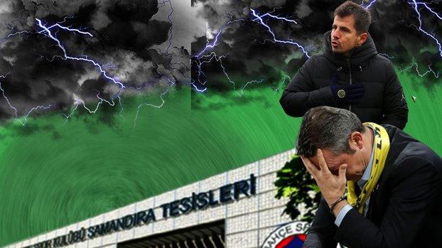 Fenerbahçe'de gerçek suçlu kim? Samandıra'da neler oluyor! #