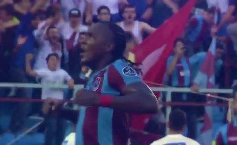 Trabzonspor'dan ayrılan Rodallega Denizlispor ile anlaştı