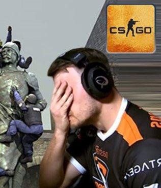 CS: GO pro arenada 2019'un en büyük 'fail'leri