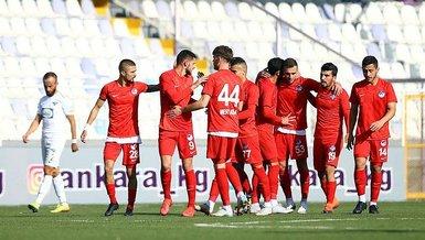 Ankara Keçiörengücü Akhisarspor: 6-0 (MAÇ SONUCU - ÖZET)