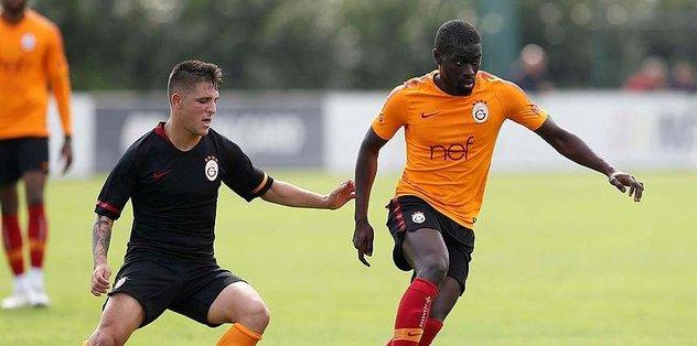 Galatasaray A Takımı, 21 yaş altı takımını 5-2 yendi