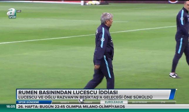 Rumen basınından Lucescu iddiası