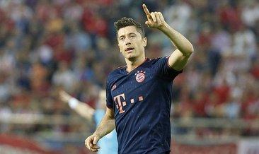 Bayern Münih sahasında 2 golle kazandı