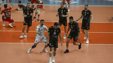 Ziraat Bankkart 1-3 Halkbank | Voleybol maç sonuçları