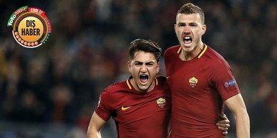 Edin Dzeko Inter'in teklifini kabul etti