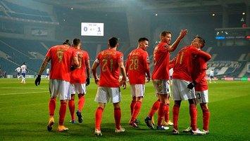 Benfica'da corona depremi! 17 kişi pozitif