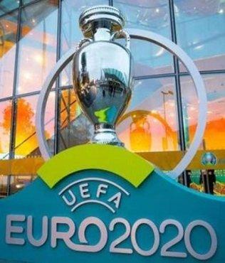 EURO 2020'ye gruplardan son 3 bilet