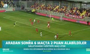 Galatasaray kötü seriyi sonlandırmak istiyor!