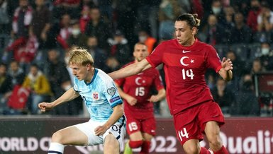 Turkey draw 1-1 with Norway in World Cup qualifiers